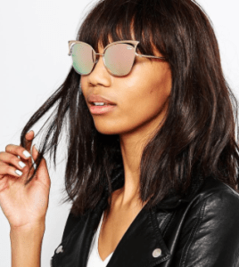 "Quay Australia ""Lana"" Sunglasses at ASOS"