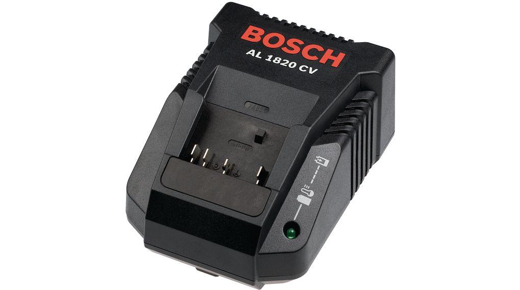 Al 1820 Cv Bosch Li Ion Quick Charger 14 4 18 V Distrelec Export Shop
