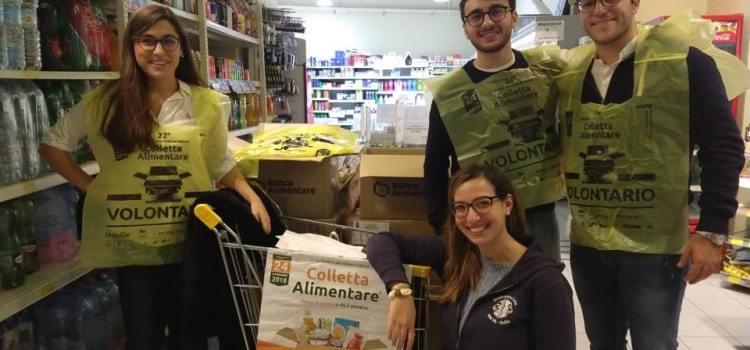 24/11/2018 – Leo club Paternò sostiene il Banco Alimentare
