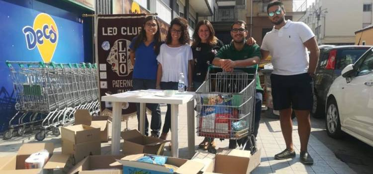 15/09/2018 – S.O.S. Colletta Alimentare: quando l'unione fa la forza