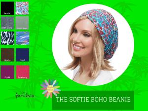 The Softie Boho Beanie