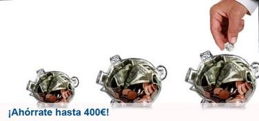 Alarma hogar Tyco ahorra 400