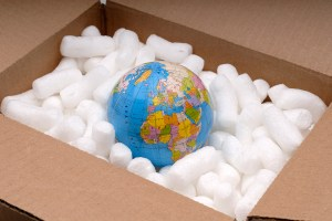 bigstockphoto_Shipping_The_World_1398197
