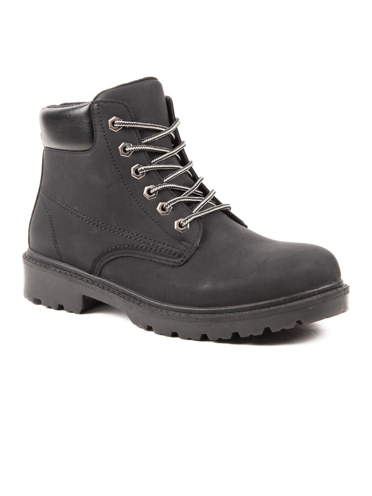 boots noires homme 40 45 distri center
