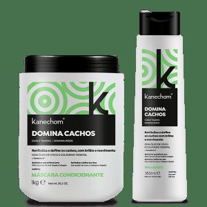 Kanechom Kit Domina Cachos Shampoo y Tratamiento