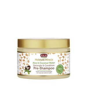 African Pride Moisture Miracle Pre-Shampoo 340g