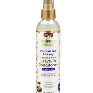 African Pride Moisture Miracle Spray Leave-In Conditioner 8oz