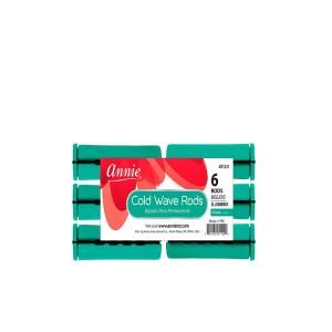 Annie Tubo para Rizos Verde x 6