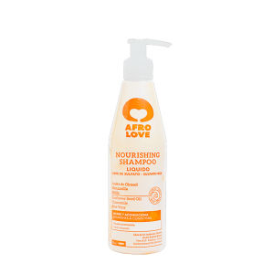 Afro Love Shampoo Nourishing 450ml