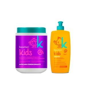 Kit Kanechom Kids Shampoo y Tratamiento