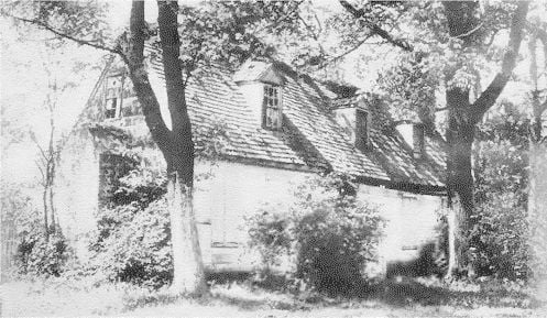 Cottage of David Burnes, Original Proprietor