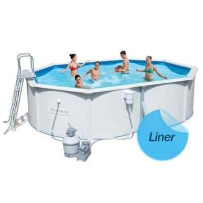 liner compatible piscine hors sol bestway acier