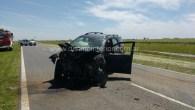 Fueron tres los vehículos involucrados; un camión, una Toyota Hilux SW 4 en la que viajaba Bartolomé Grosso, de General Villegas y una Suran. Como consecuencia falleció el conductor del […]