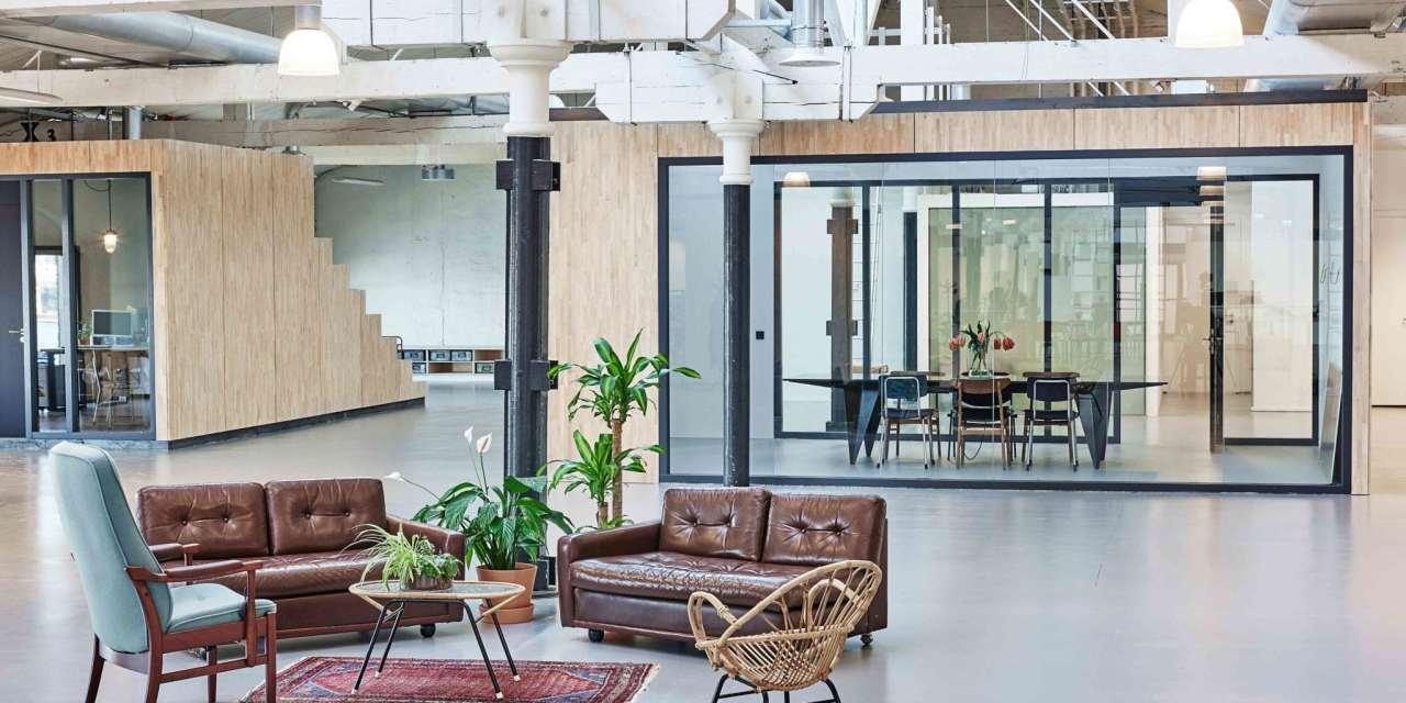Sede de Fairphone en Amsterdam: recuerdos del futuro