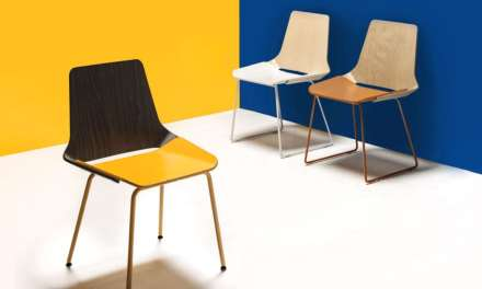 Kimmi: la elasticidad del respaldo de una silla idónea