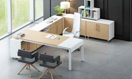 Serie Zen, mobiliario de dirección