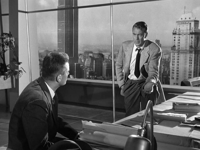 despacho del arquitecto The-Fountainhead