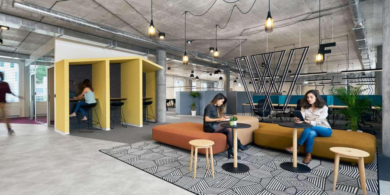 Do-We proyecta el coworking Workingshare en Fribourg