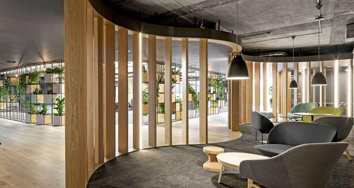 Odos Architects proyecta Slack en Dublín: el nuevo ethos de la tecnología