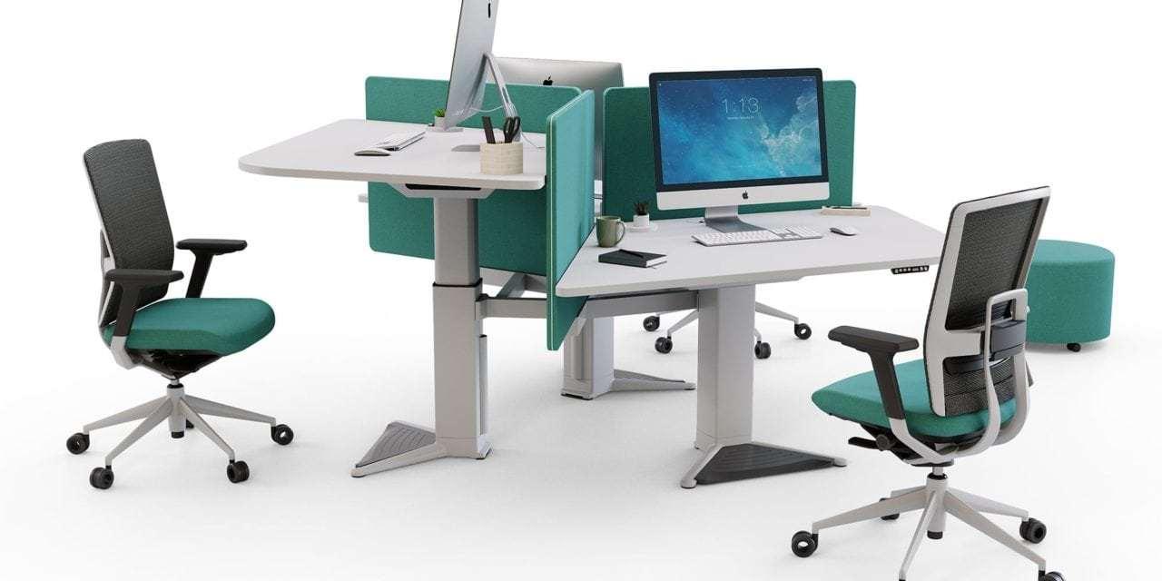 Power de Actiu, la mesa diseñada para un trabajo más saludable