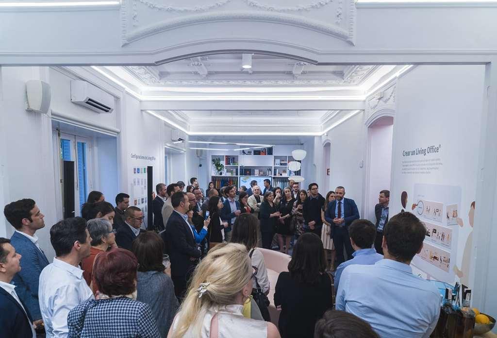 Koff showroom Madrid