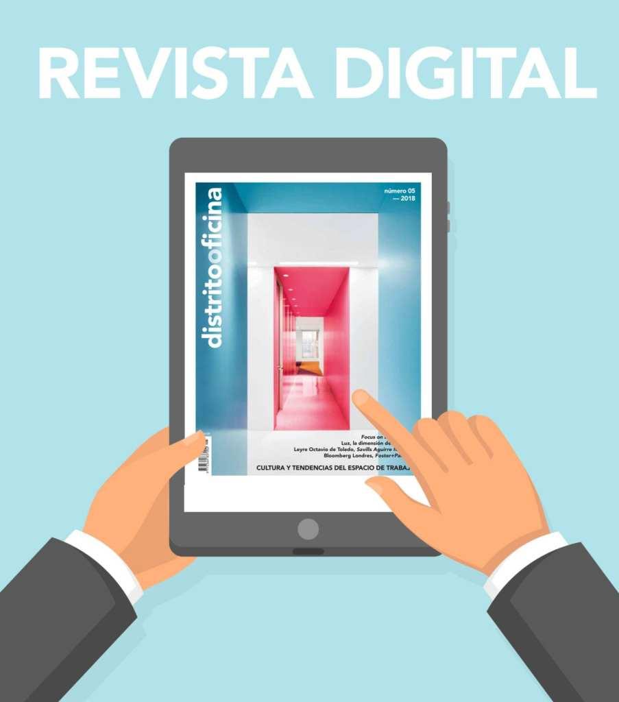 Revista digital Distrito oficina