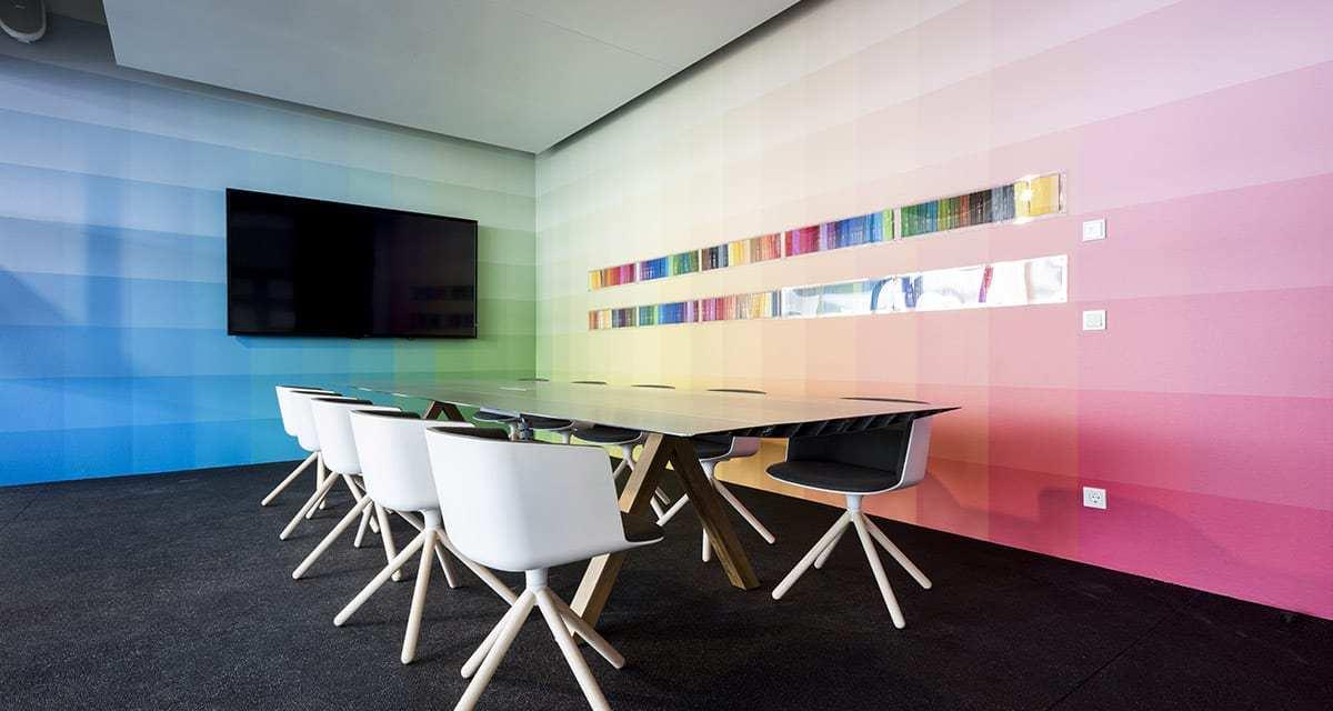 Agencia Avantgarde Munich, proyectada por Designfunktion