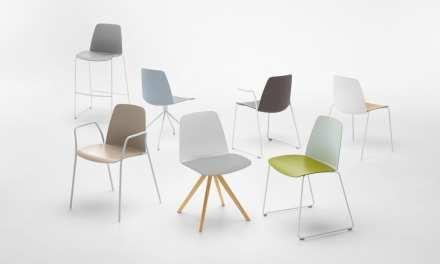 Colección de sillas Unnia de Inclass