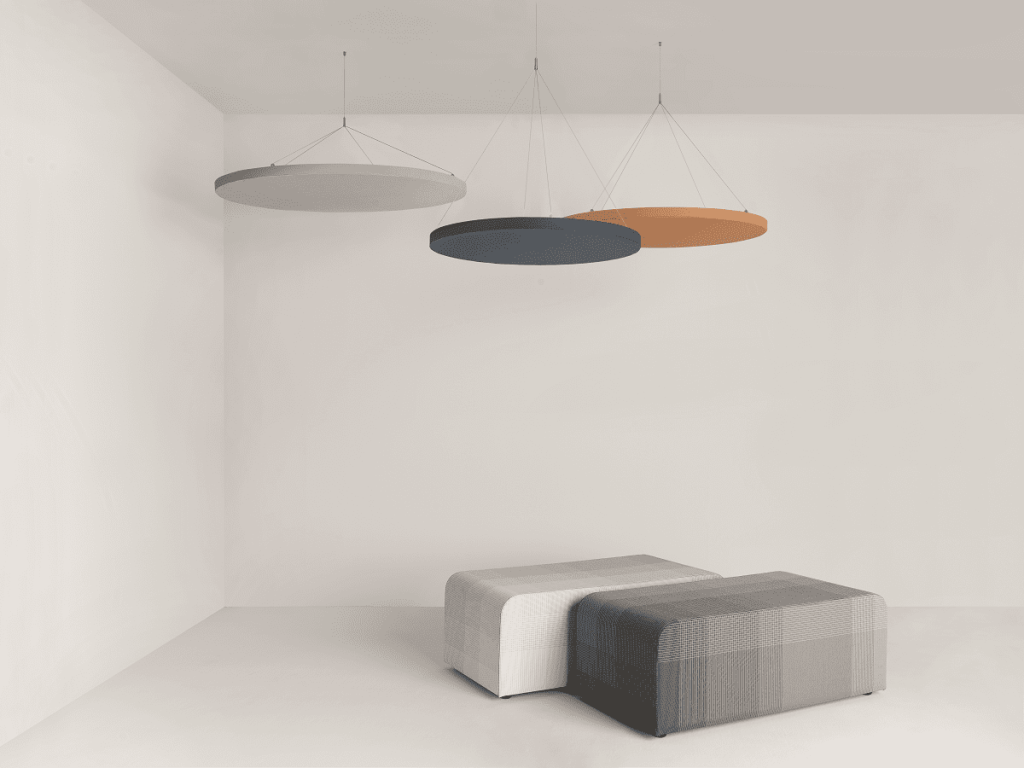 Vertisol Lessen Acoustic Panels