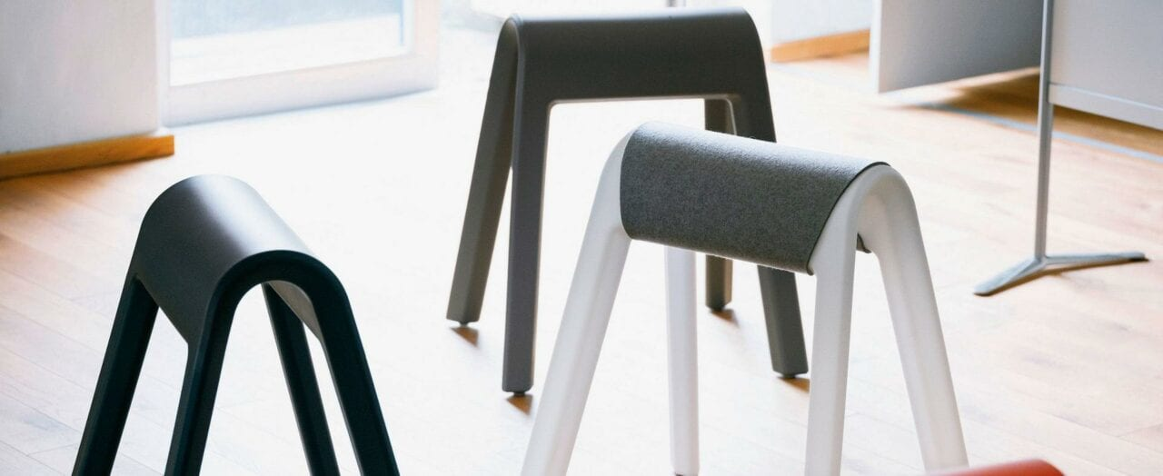 Sitzbock de Wilkhahn, nuevo formato de asiento