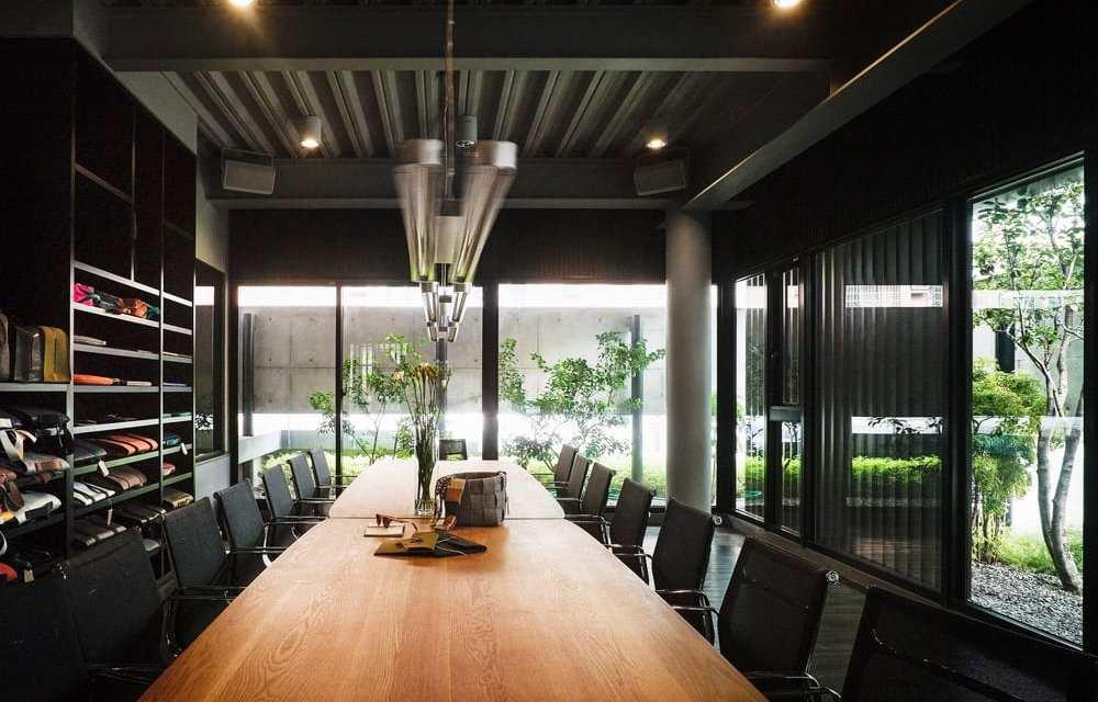 KCI Group Headquarters, Taiwan, de Chain10 Architecture & Interior Design Institute