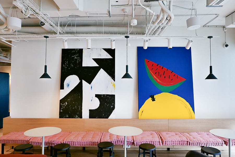 WeWork Tanger Glories
