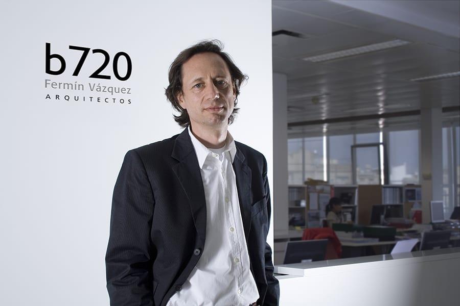 """""""Hay decisiones del arquitecto necesariamente arbitrarias"""" Fermín Vázquez, director de b720"""