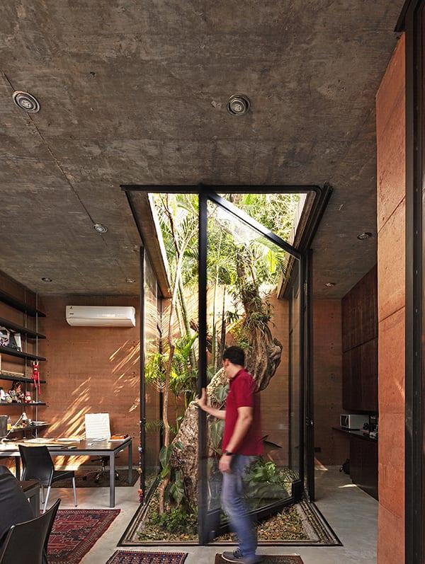 Caja de Tierra Equipo de Arquitectura