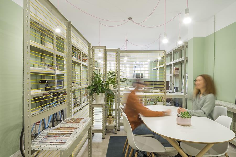 Oficina L264 de FFWD Arquitectes Office en Barcelona