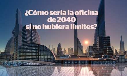 Diseñando sin límites: cinco visiones sobre la oficina de 2040