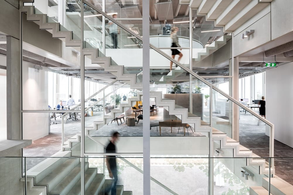Amvest Amsterdam Firm Architects