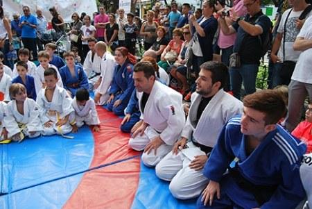 Judo aire libre 041