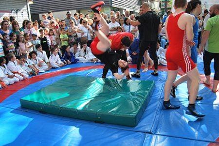 Judo aire libre 086
