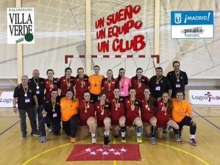 BASE Villaverde ascenso DHF