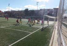 Racing Villaverde 2-4 Atlético Club de Socios