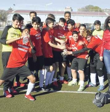 Fútbol Villaverde Bajo