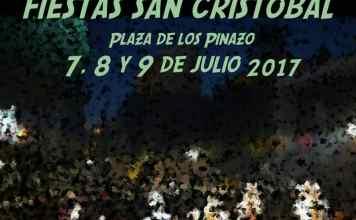 Fiestas San Cristóbal 2017