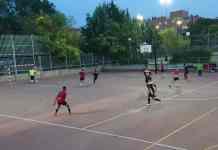 C.D. Oroquieta Espinillo debuta en Tercera División