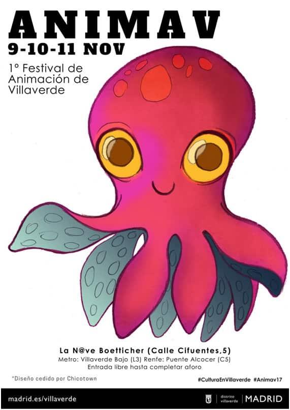 Animav Festival de Cine de Animación