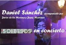 Daniel Sánchez músico de Villaverde