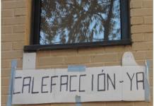 Problemas en el Centro de Mayores San Luciano