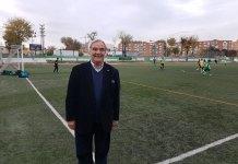 Juan Antonio Cózar Presidente del Villaverde-Boetticher