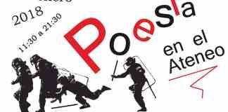Poesía en el Ateneo