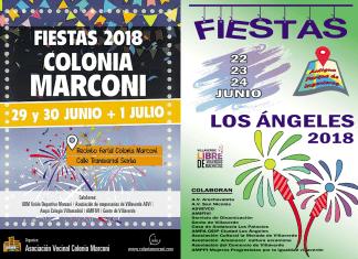 Fiestas en Ciudad de los Ángeles, Butarque y Marconi